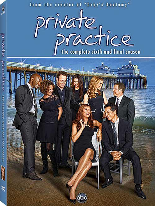Private Practice – Saison 6