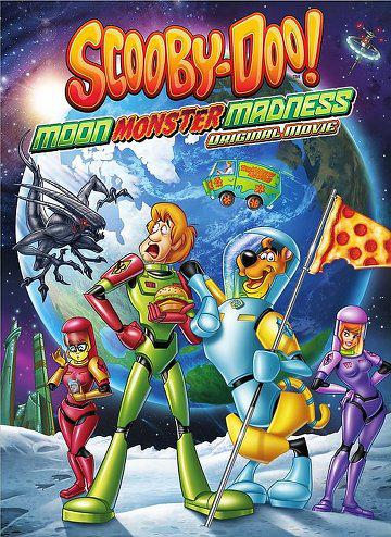 Scooby-Doo! Moon Monster Madness (Vo)