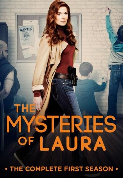 The Mysteries of Laura Saison 1 vf
