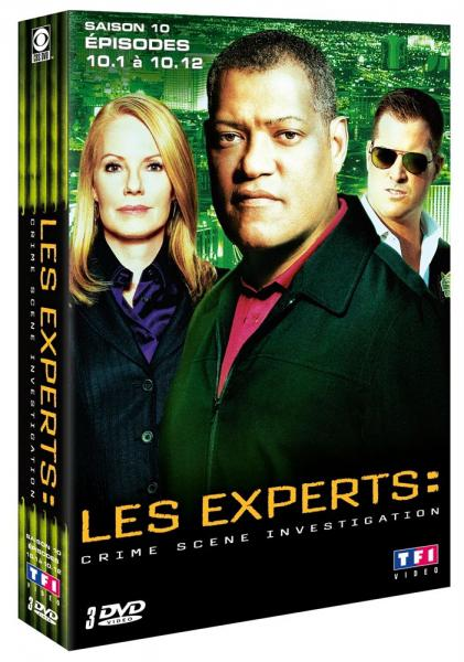 Les Experts ( CSI Las Vegas ) – Saison 10