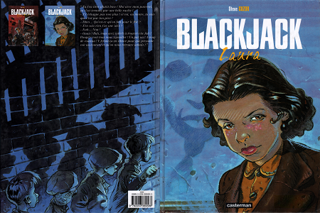 Blackjack - Tome 2 - Laura