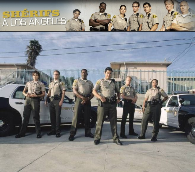 Shérifs à Los Angeles (10-8: Officers on Duty) – Saison 1