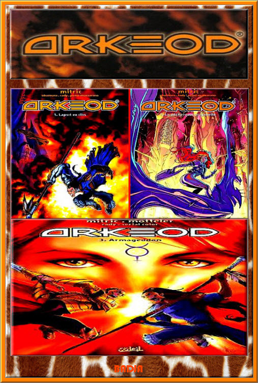 Telecharger Arkeod Série finie 3 Tomes [BD][MULTI]