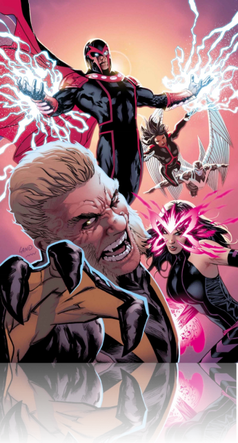 The Uncanny X-Men Tome 01 French