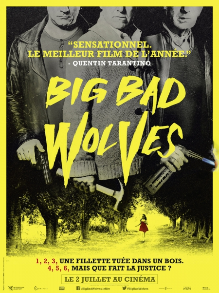 Big Bad Wolves en streaming vk filmze