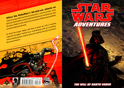 Star Wars Adventures - Tome 4 - The Will of Darth Vader
