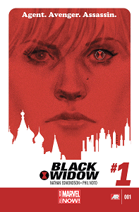 Black Widow - Tome 1 (Marvel Now)