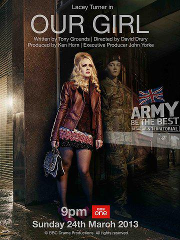 Molly, une femme au combat (Our Girl) – Saison 1