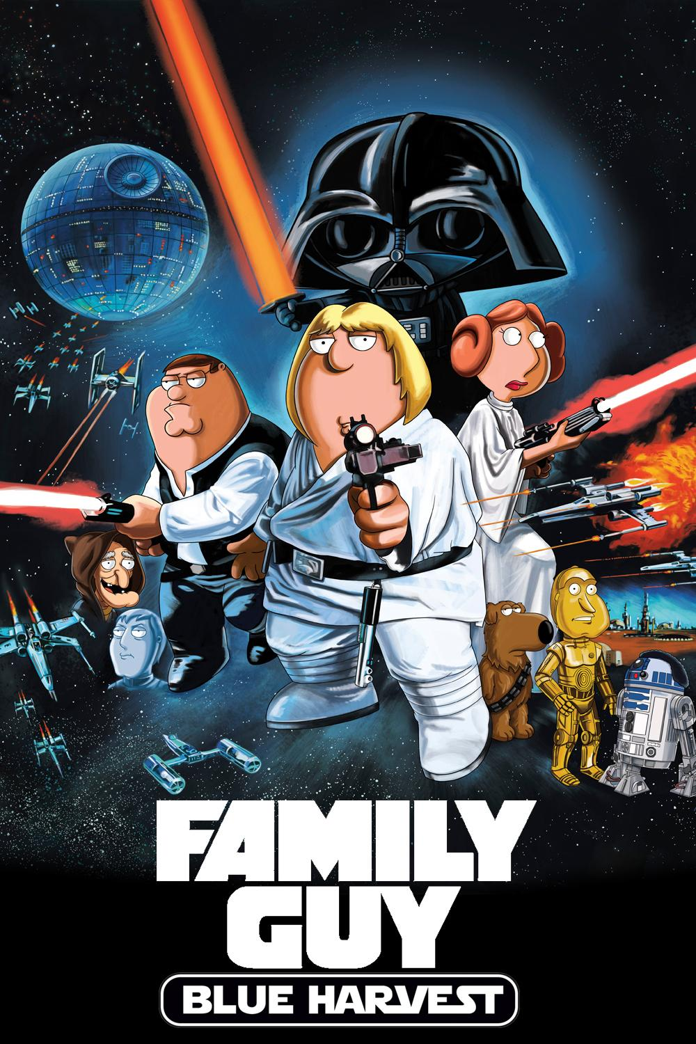 [MULTI] Family Guy: Blue Harvest [DVDRiP] [FRENCH]