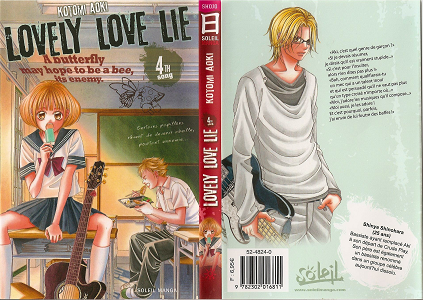 Lovely Love Lie - Tome 4