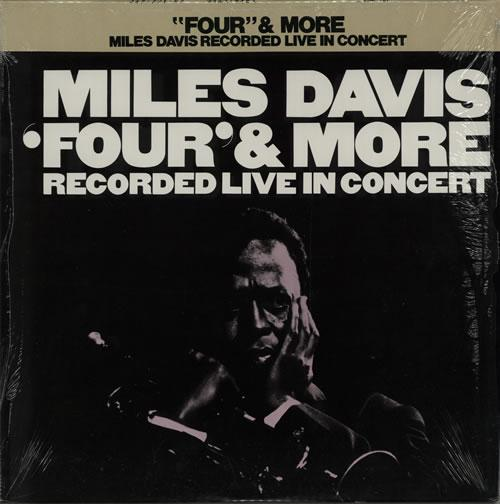 Miles Davis - Four and More Recorded Live in Concert (2013) [MULTI]