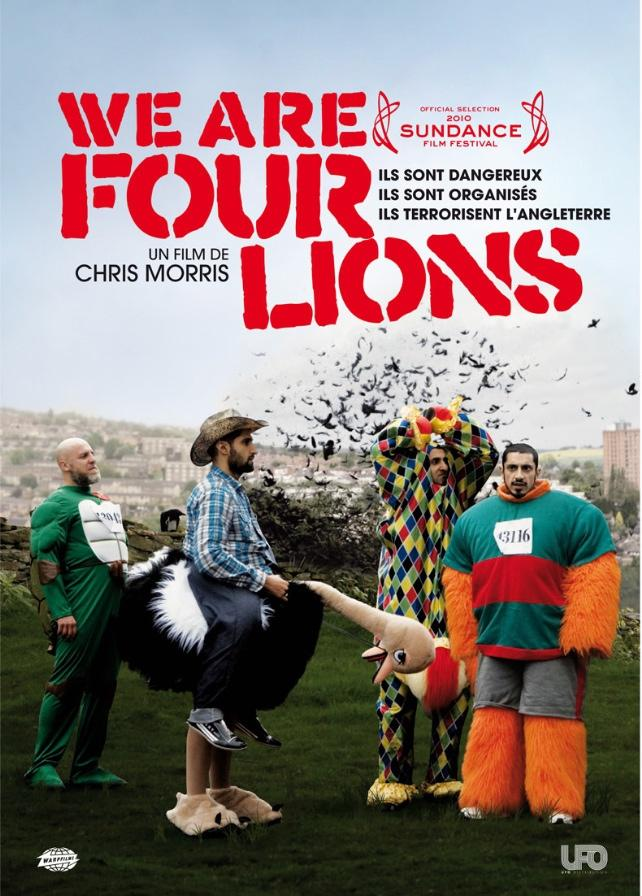 [MULTI] We Are Four Lions [VOSTFR][BRRIP]