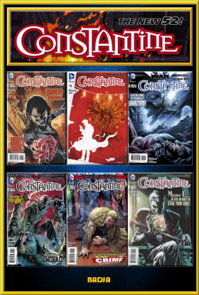 Constantine 15 Tomes Complet [COMIC][MULTI]