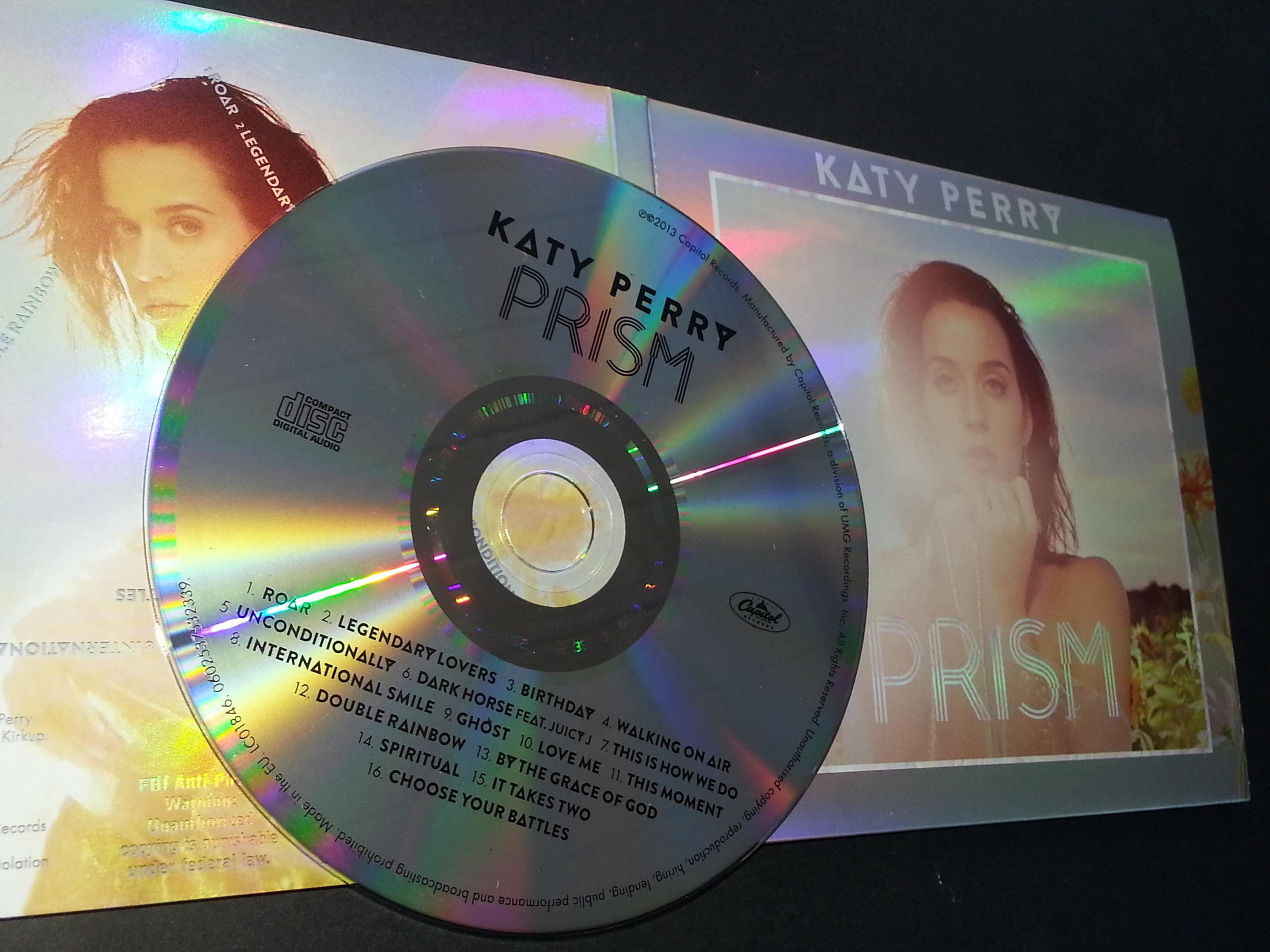 [MULTI] Katy Perry - Prism (2013)