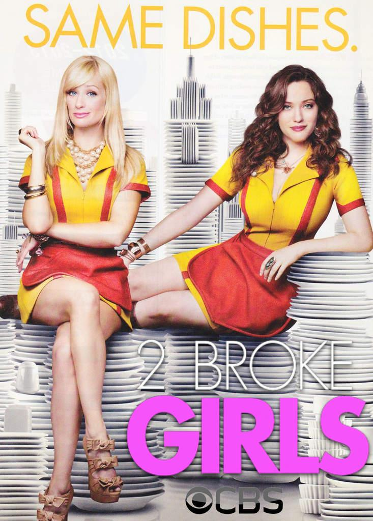 2 Broke Girls – Saison 3 (Vostfr)