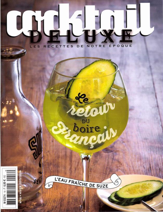 télécharger Cocktail Deluxe N°16 - Hiver 2016