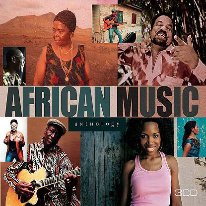 African Music Anthology (2013) [MULTI]