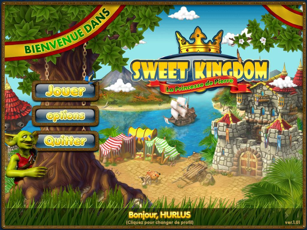 Sweet Kingdom: La Princesse de Pierre [PC] [MULTI]