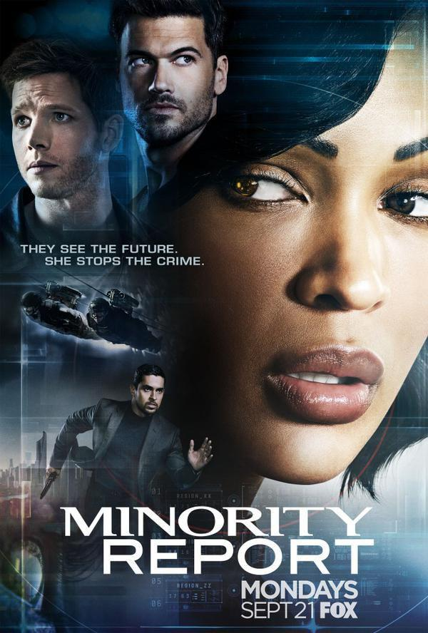 Minority Report – Saison 1