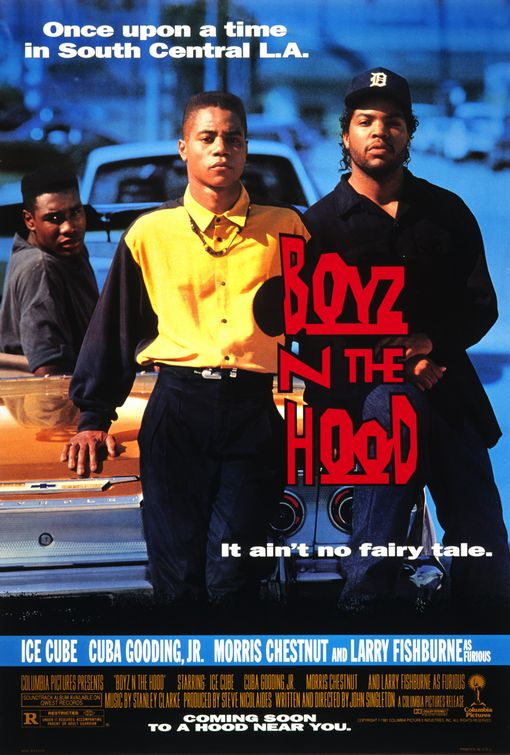 Boyz'n the Hood, la loi de la rue (1CD) [TRUEFRENCH] [BRRIP] [MULTI]