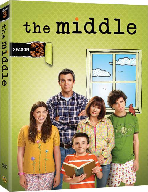 The Middle - Saison 1, 2 et 3 (L'INTEGRALE) [FRENCH][DVDRIP/HDTV]