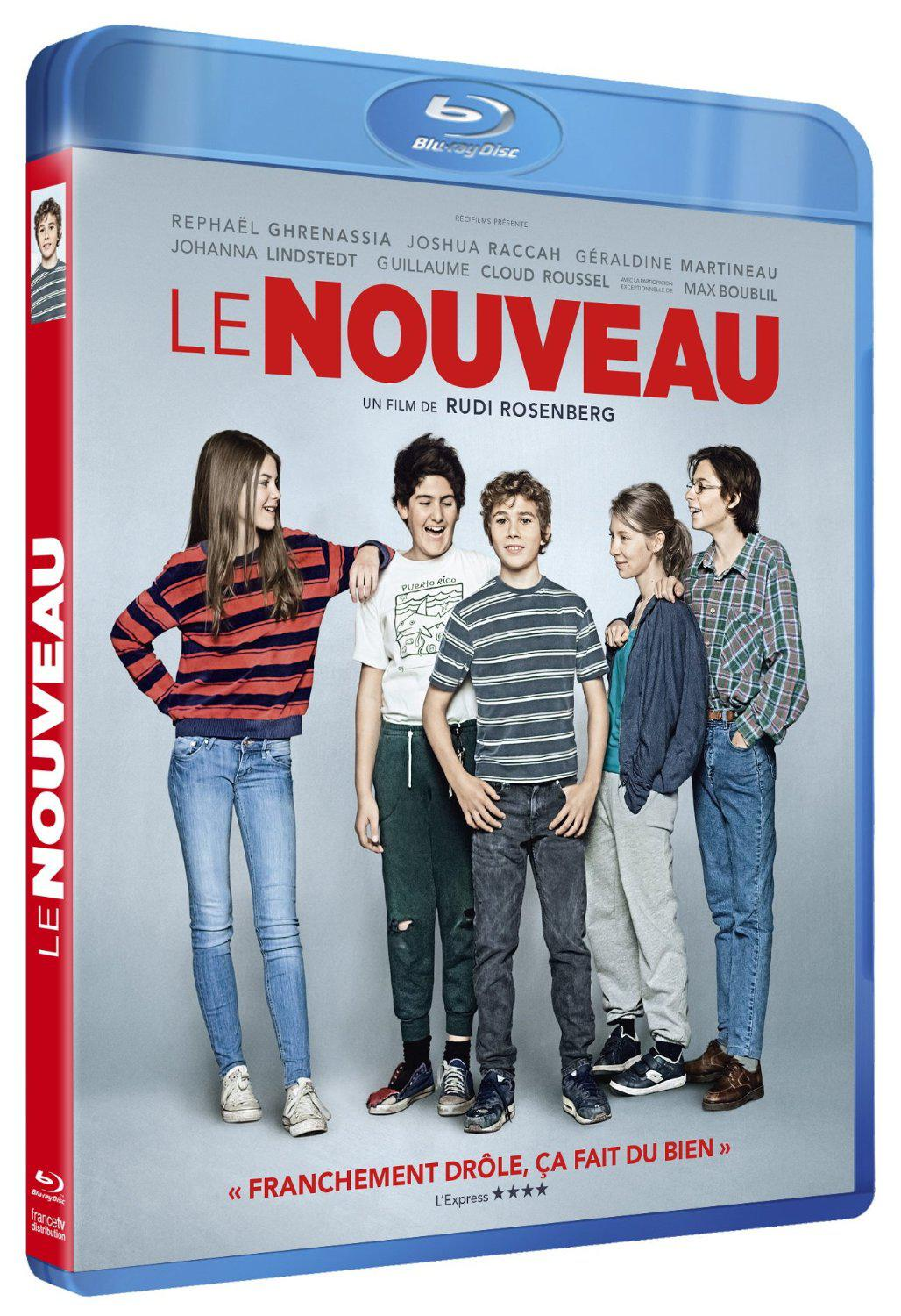 Le Nouveau [BLURAY 1080p | FRENCH ]