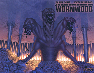 Chronicles of Wormwood - Tome 5