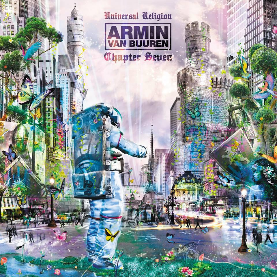 Universal Religion Chapter Seven (Mixed By Armin Van Buuren) (2013) [MULTI]