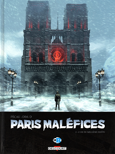 Paris Maléfices - Tome 2 - L'or du Millième Matin