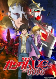Mobile Suit Gundam Unicorn RE:0096 Saison 1 Vostfr