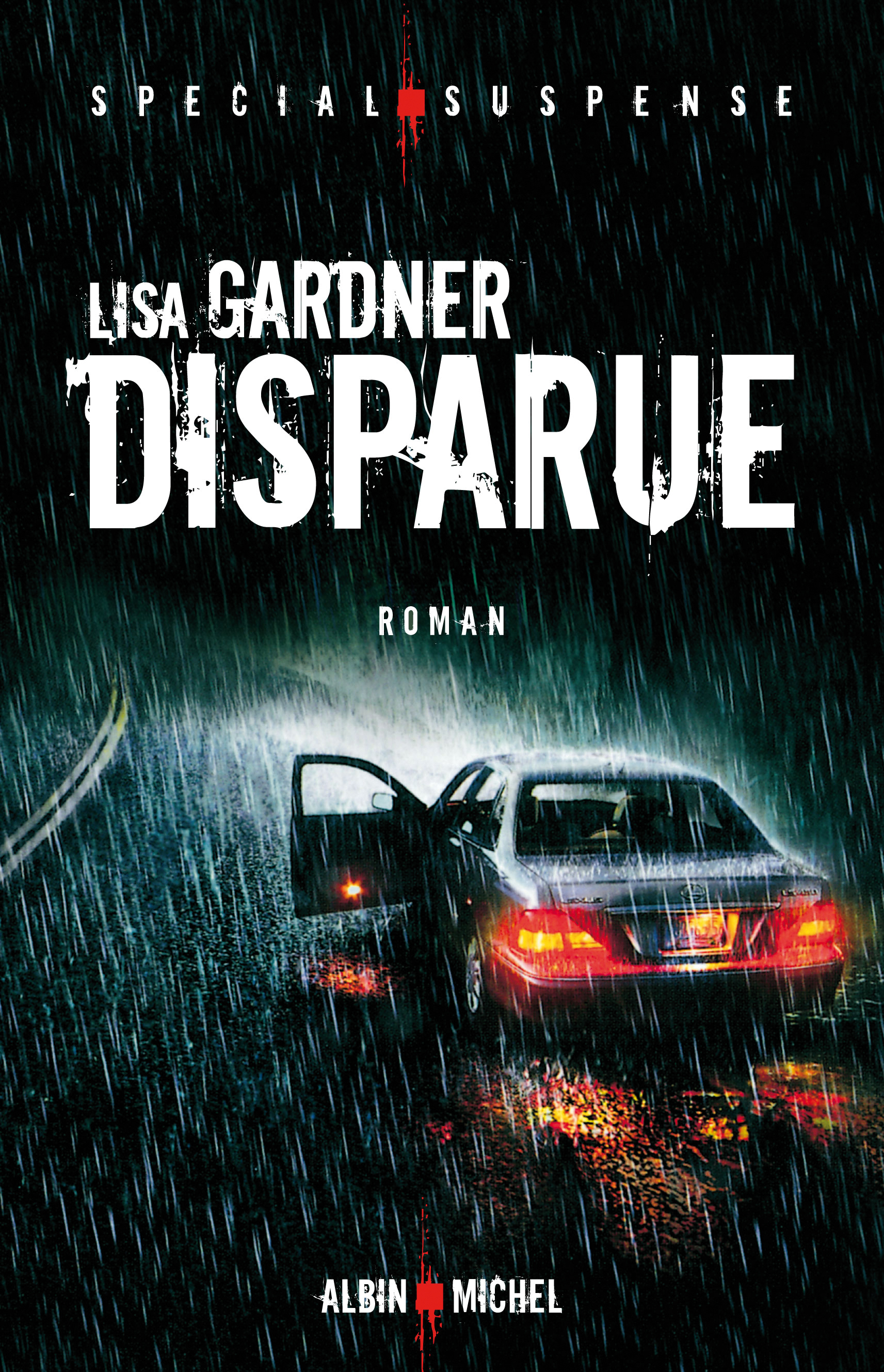 Lisa Gardner - Disparue