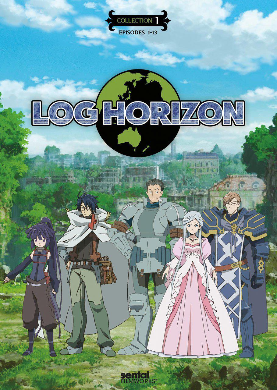 Log Horizon Saison 1