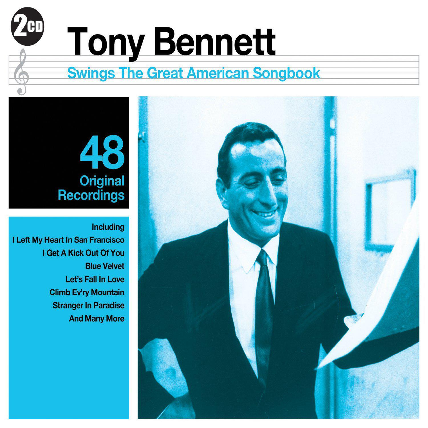 Tony Bennett - Swings the Great American Songbook