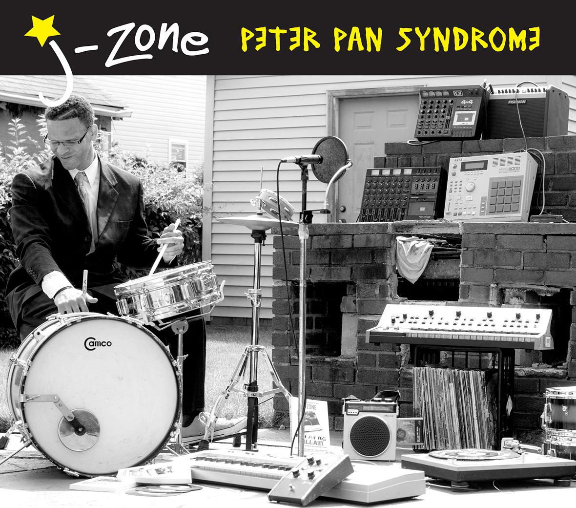 J-Zone - Peter Pan Syndrome  (2013) [MULTI]