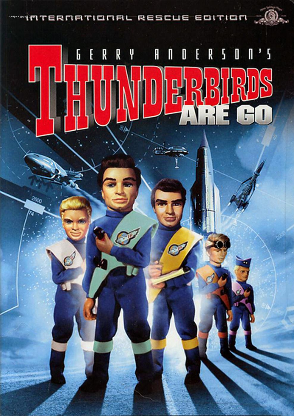 Thunderbirds Are Go! – Saison 1