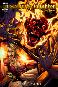 Grimm Fairy Tales Presents - Salem's Daughter - Tome 1 - The Haunting