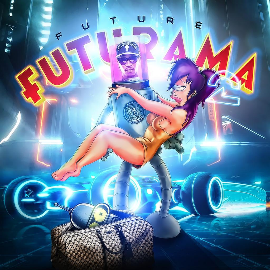 Future - Futurama 2 (2013) [MULTI]