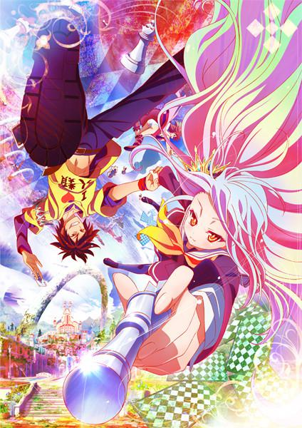 No Game No Life – Saison 1