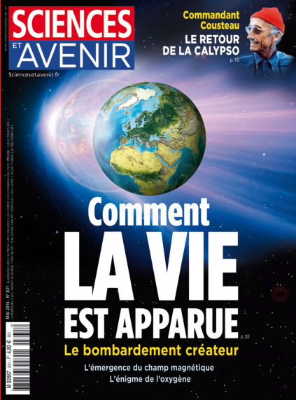 Sciences et Avenir – Mai 2016