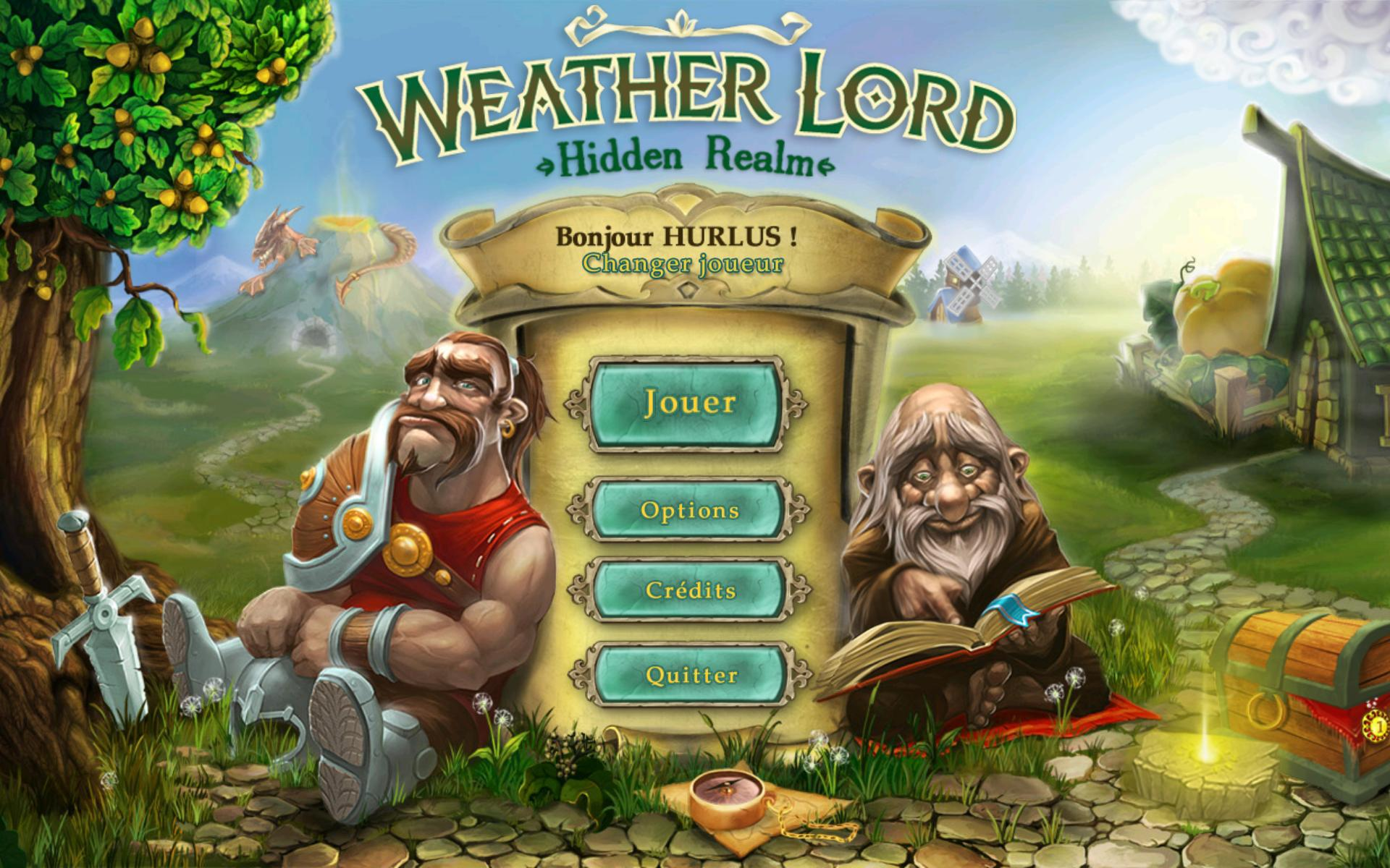 Weather Lord: Hidden Realm [PC] [MULTI]