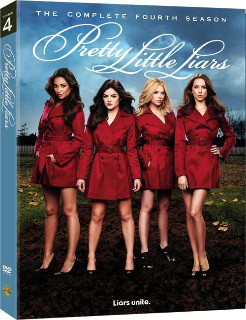 [MULTI] Pretty Little Liars - Saison 1 a 4 Complete [FRENCH] [DVDRIP]