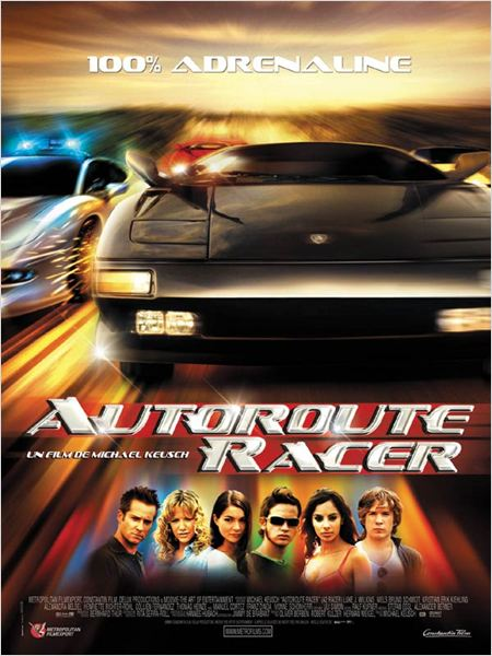 Autoroute racer (1CD) [FRENCH] [DVDRIP] [MULTI]