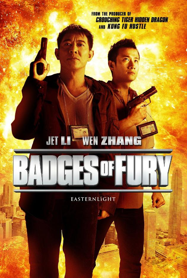 Badges of Fury [VOSTFR] [BDRiP]