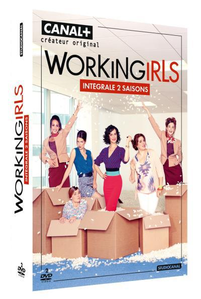 [MULTI] WorkinGirls - Saison 1 et 2 (L'INTEGRALE) [FRENCH][DVDRIP]