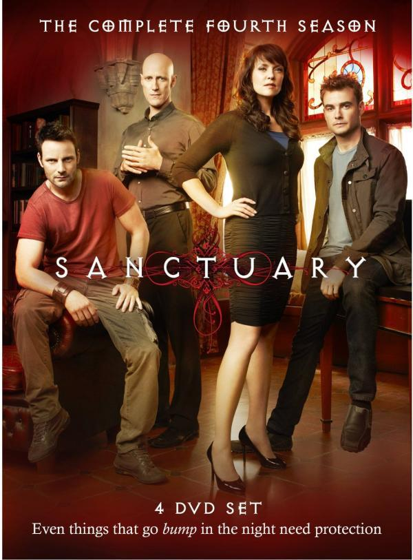 Sanctuary US – Saison 4