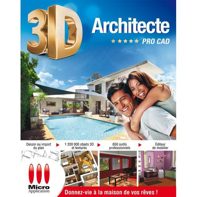 T l charger 3d architecte pro cad v14 0 crack windows for Architecte 3d avec crack