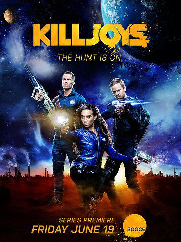 Killjoys – Saison 1