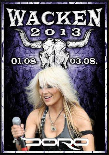 Doro – Live at Wacken Open Air 2013