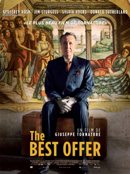 The Best Offer en streaming vk filmze