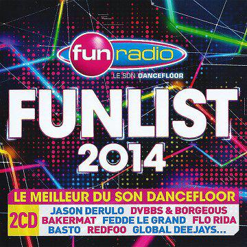 [MULTI] Fun Radio Funlist 2014 (flac)